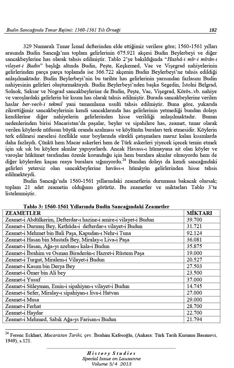 Budin-Sancaginda-Timar-Rejimi