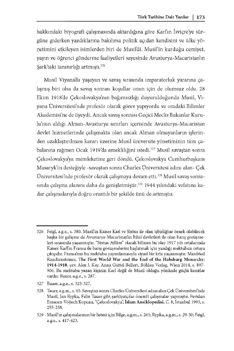 Cek Sarkiyatci_Alois_Musilin_Birinci_Dun_Sayfa