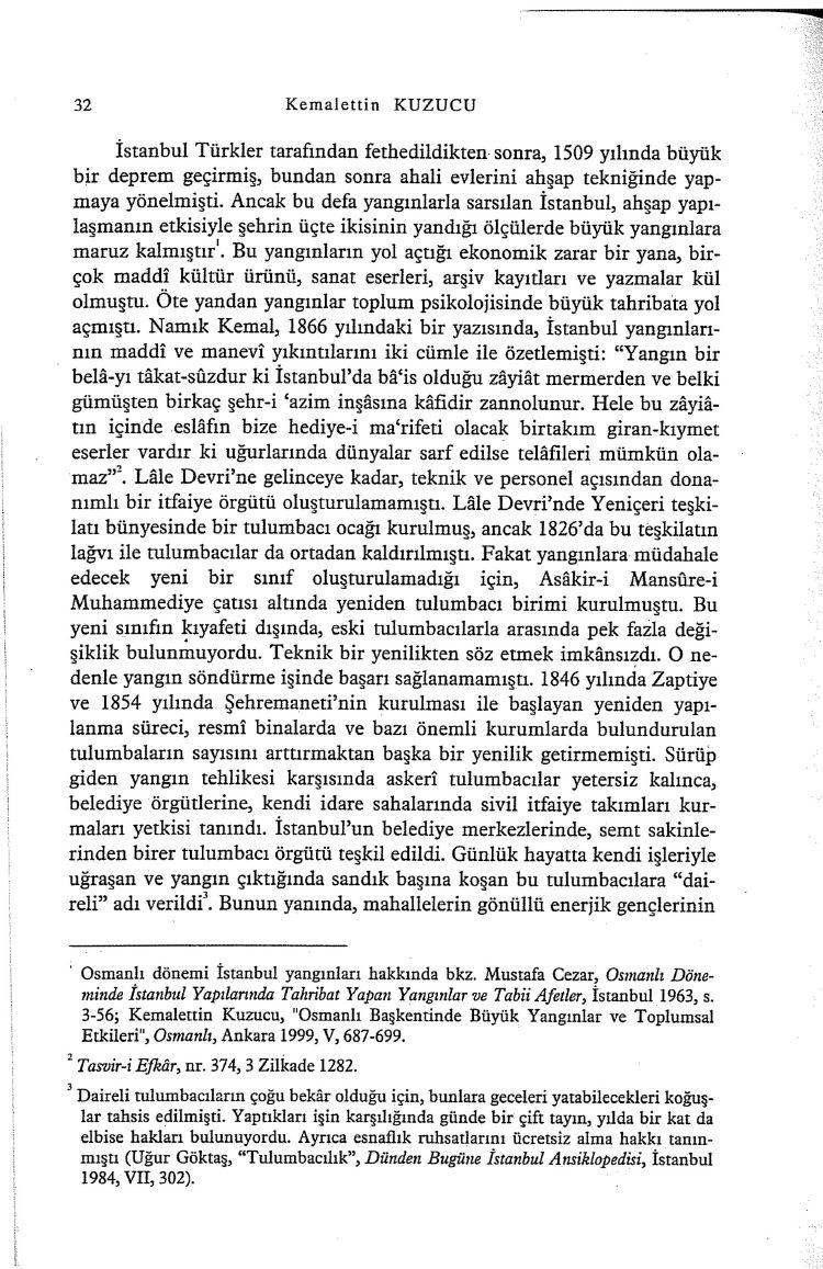 Szechenyi Pasa_ve_Osmanli_Itfaiyesinin