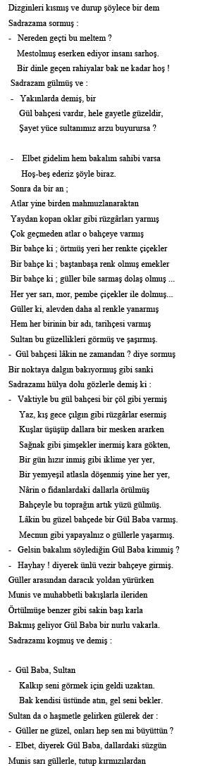 İstanbullu Gül Babalar