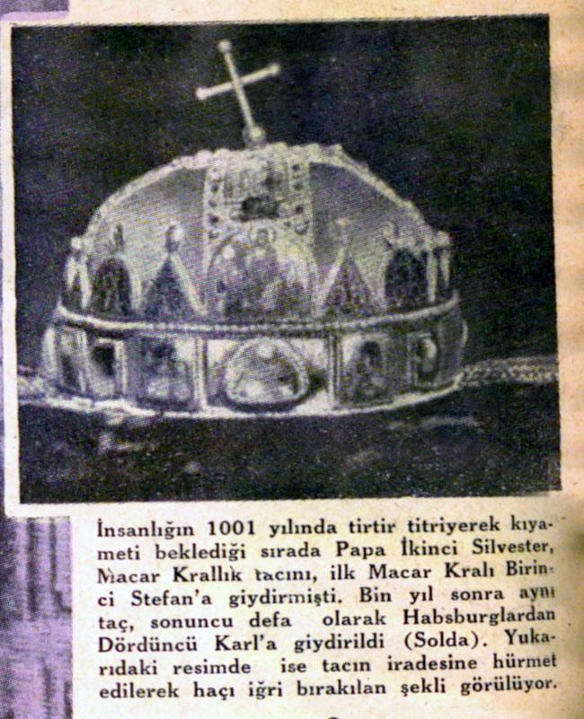 Macaristan-taci