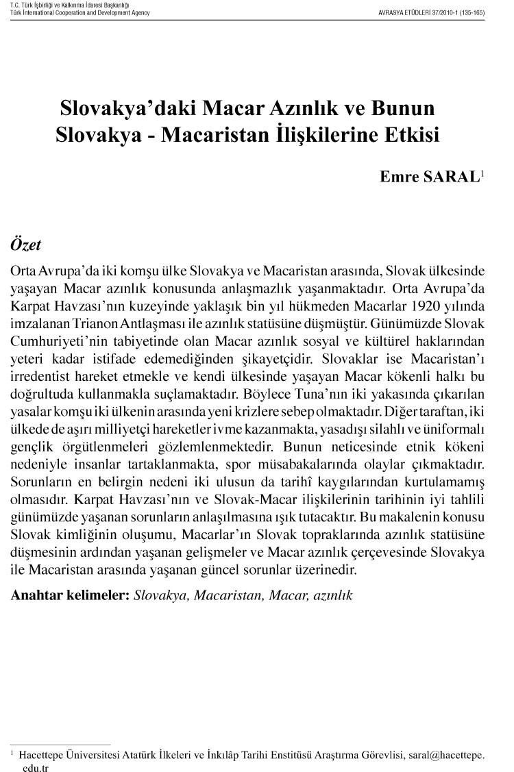 Slovakya makale-1
