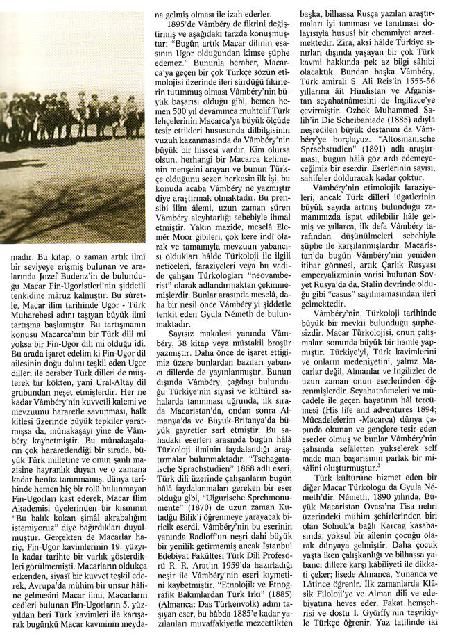 Macar Türkologlar